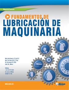 Curso  Fundamentos de Lubricación de Maquinaria