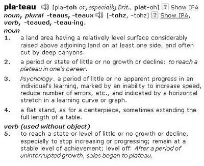 Plateaus define plateaus at dictionarycom party invitations ideas - Definition d un plateau ...