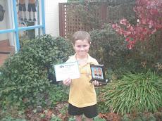 Congratulations Quinn