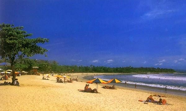 Foto Pantai Kuta Bali Terbaru 2014 Keindahan Alam Pantai Kute