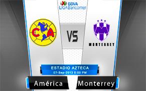 America & Monterrey