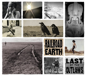 Railroad Earth – The Last Of The Outlaws (2014)