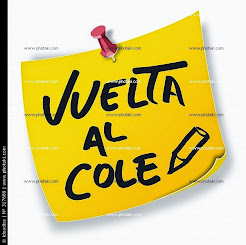 VUELTA AL COLE. Curso  2014-15