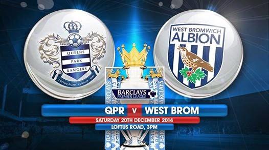 QPR Vs West Brom
