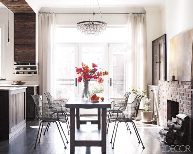 Inside Actress Keri Russell's Brooklyn Brownstone