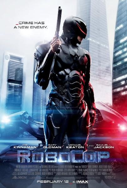 Poster of RoboCop 2014 720p BluRay Dual Audio