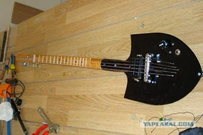 Creative Guitars and Unique Guitar Designs (15) 3