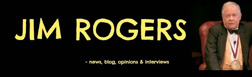 Jim Rogers Blog