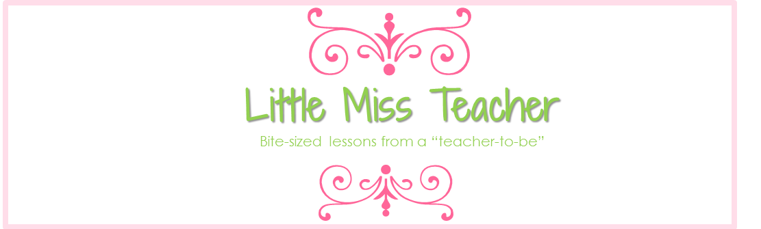Little Miss Teacher