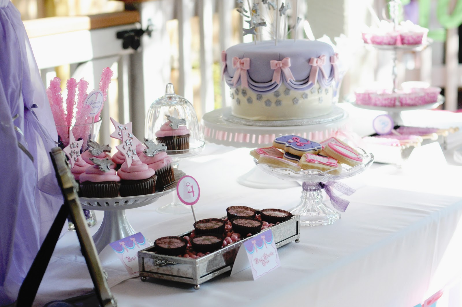 Fanciful Events: Royal Princess Party!