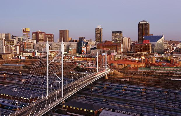 Obsessed!: City of the week: Johannesburg