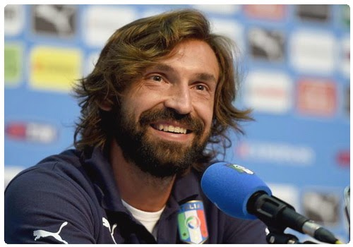 Pirlo: We tried to play good football