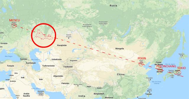 Accidentes aéreos rituales en Rusia: el Falo apunta a Kim Jong-un