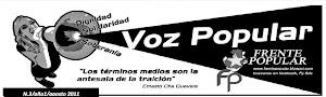 YA SALIÓ VOZ POPULAR, febrero 2012