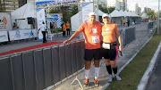 Congratulome também com as gurias que correram em Belzonte (Dalila, .