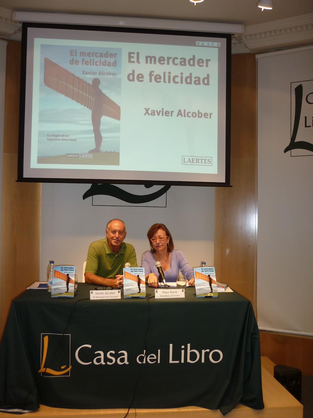 Editorial laertes el mercader de felicidad en madrid - Casa del libro madrid horario ...