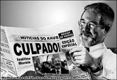 Portugal: Crime de corrupção cometido por Isaltino Morais prescreveu