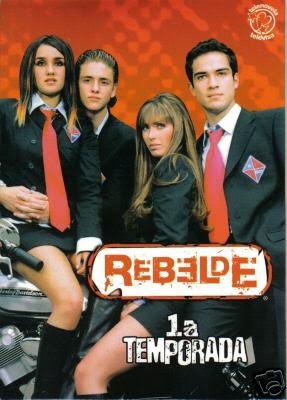 Rebelde (RBD) Temporada 1