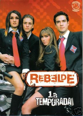 Rebelde (RBD) Temporada 1