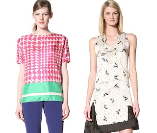 MARNI Summer Preview: Tops, Dresses, Pants and More