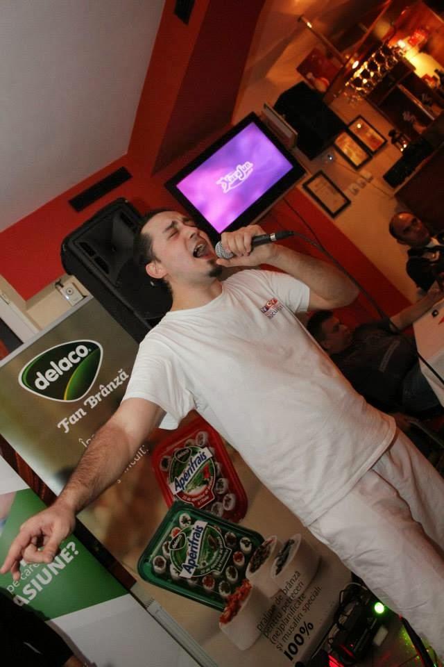 Fugiti baaaa, karaoke cu Bogdan Daradan