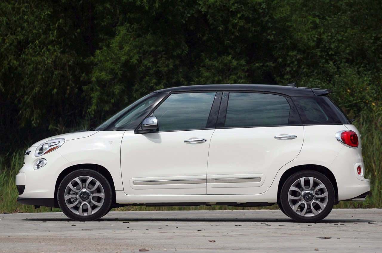 automotiveblogz 2014 fiat 500l review photos. Black Bedroom Furniture Sets. Home Design Ideas