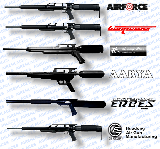 Rifles de Aire Similares Airforce Condor