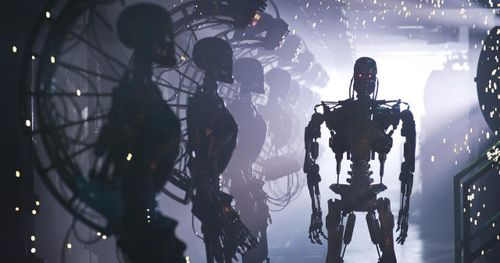 Killer Robots Army Killer Robot Army From The