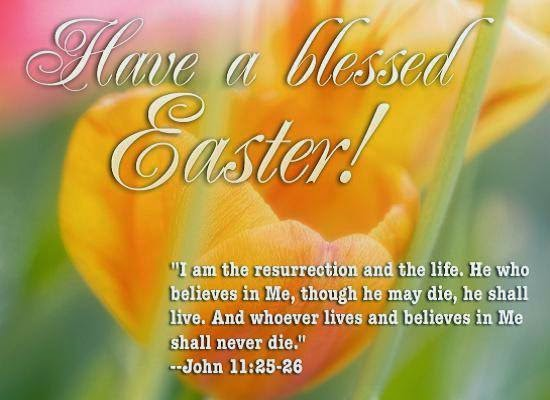 Happy Easter 2014