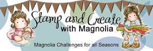 GDT Stamp and Create with Magnolia for June 2015