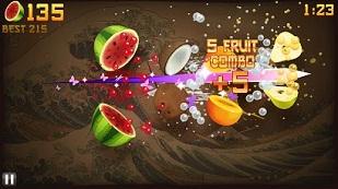 Download Game Android Fruit Ninja APK Full