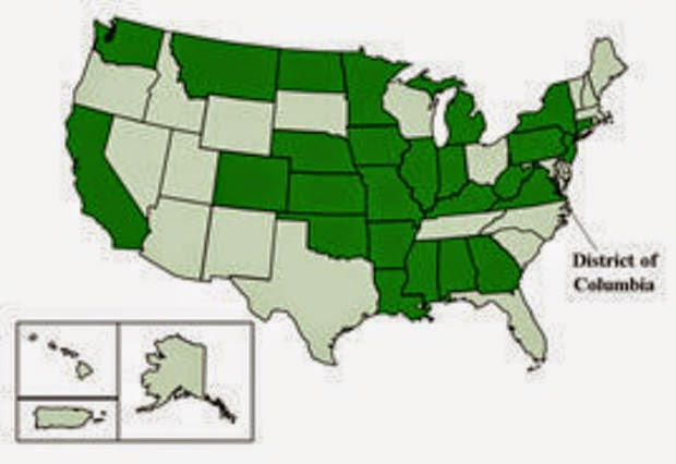 September 22, 2014 Enterovirus in 27 states