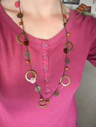 My Thrifty Necklace!