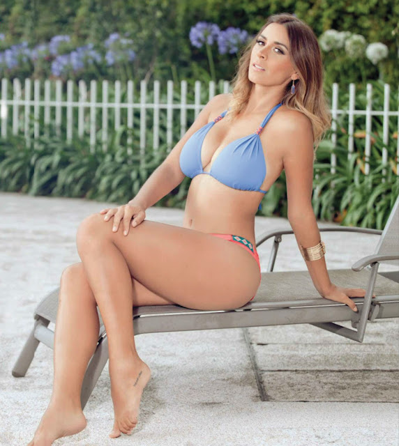 Arlene Maciel desnuda