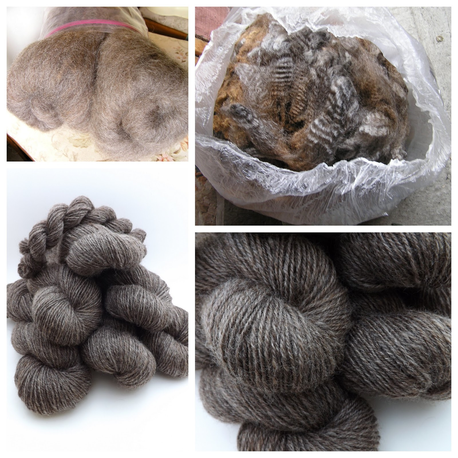 Knitting With Handspun : Everything old knitting with handspun is the most