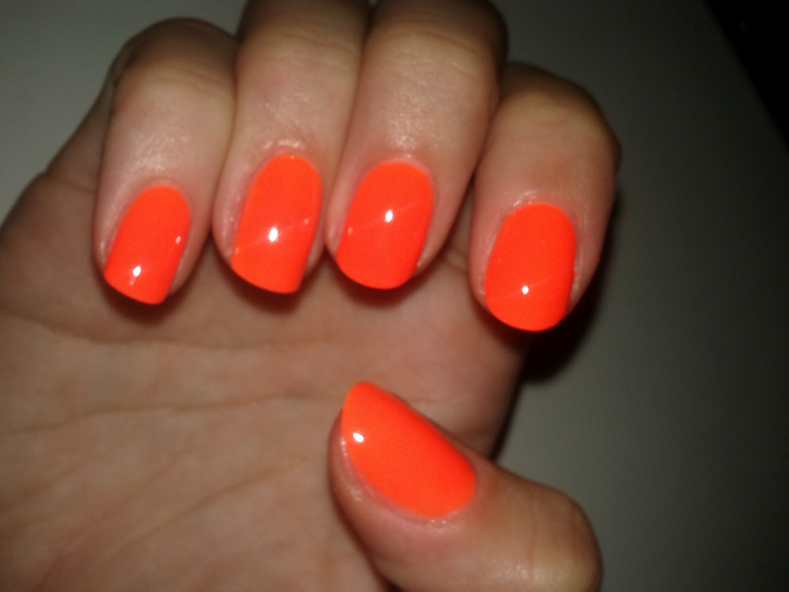 Nail & Polish: Orly - Melt Your Popsicle (Neon Collection 2012)