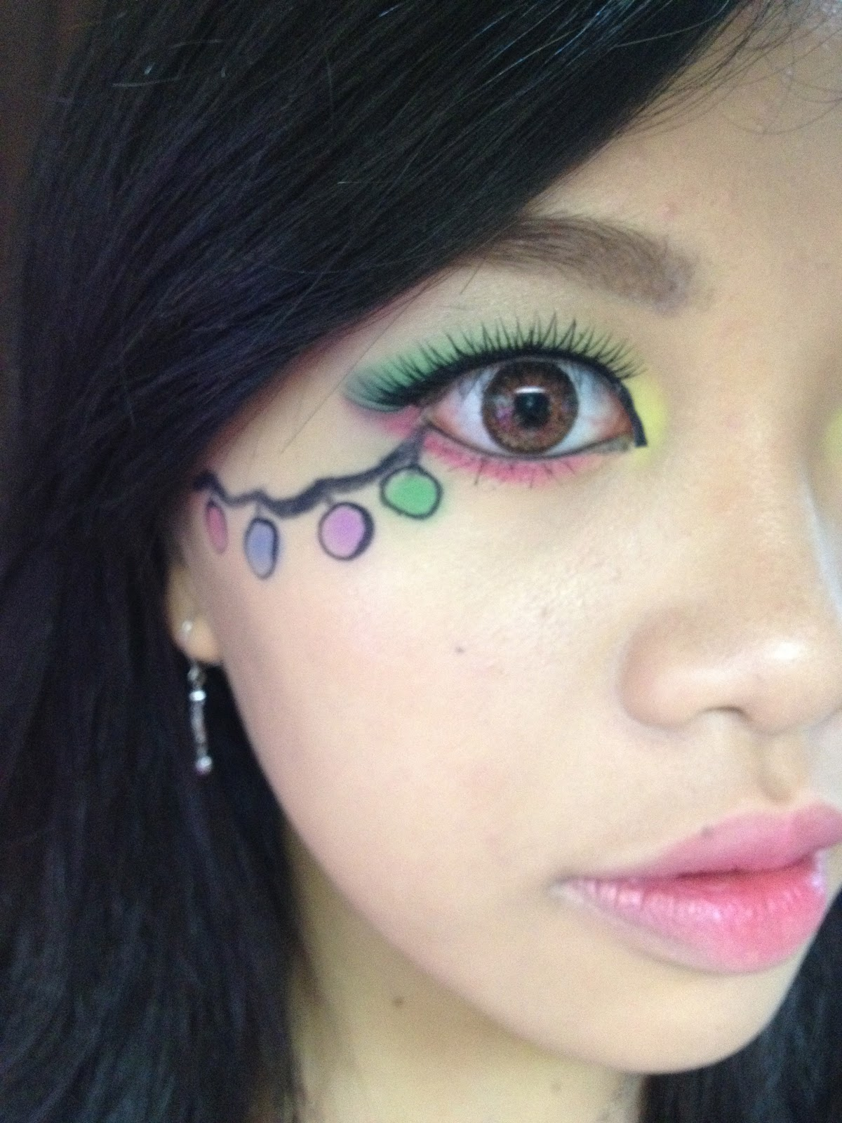 IBB Make Up Challenge December 2013 by Jessica Alicia