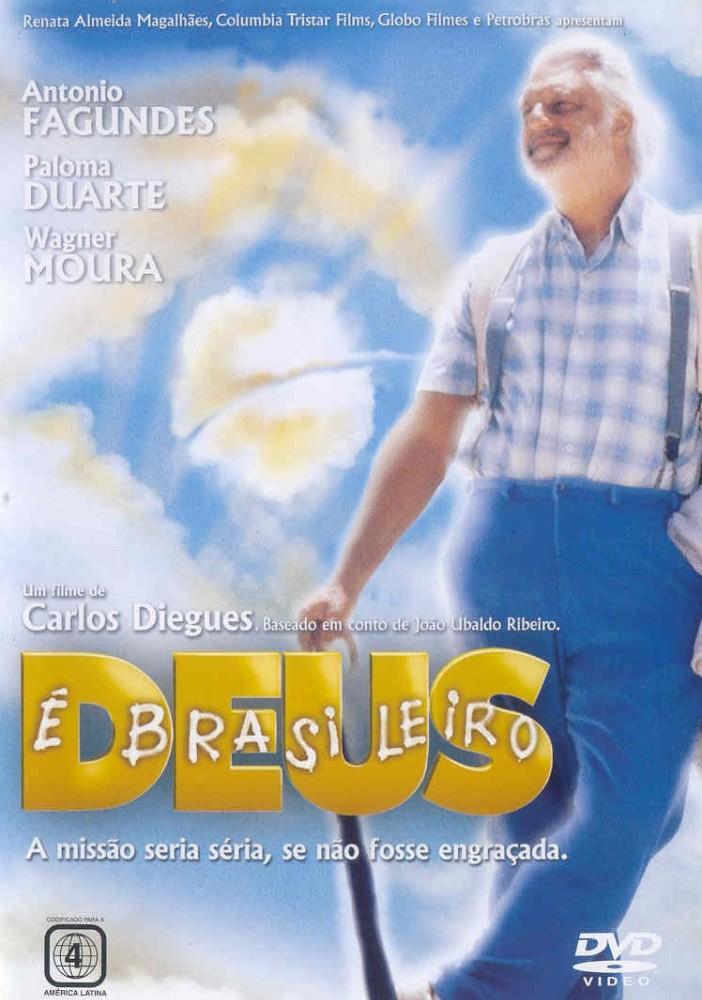 Image result for Deus é Brasileiro - Filme 2003