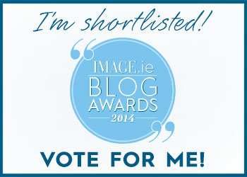 Shortlisted For Best Lifestyle Blog!