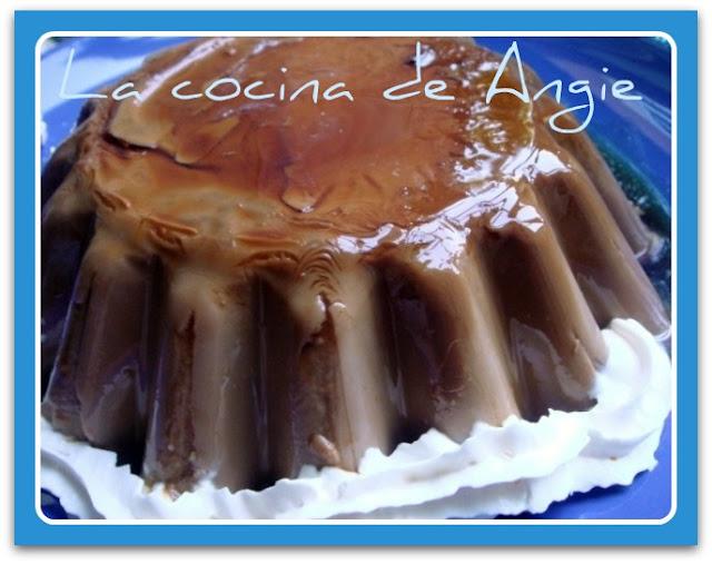 Flan De Nocilla
