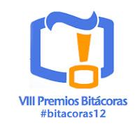 Finalistas Bitácoras 2012