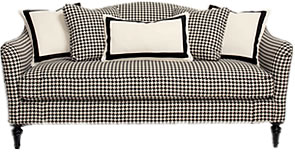 The Houndstooth Fabric With Jagged Checked Pattern Has A Very Clean Bold Look Recent Fashion Trends Have Also Shown Printed Patterns To Ear On Soft