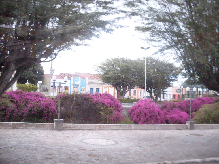 Praça das Flores/Gravatar/Pernambuco;