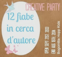 12 fiabe in cerca d'autore - Creative party