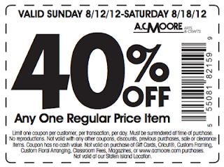 michaels printable coupon blogspot