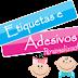 Promoção- Kits de Adesivos e Etiquetas