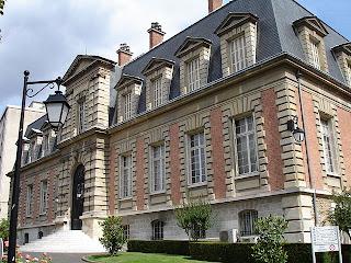 Instituto Pasteur de París fotografía en el dominio público