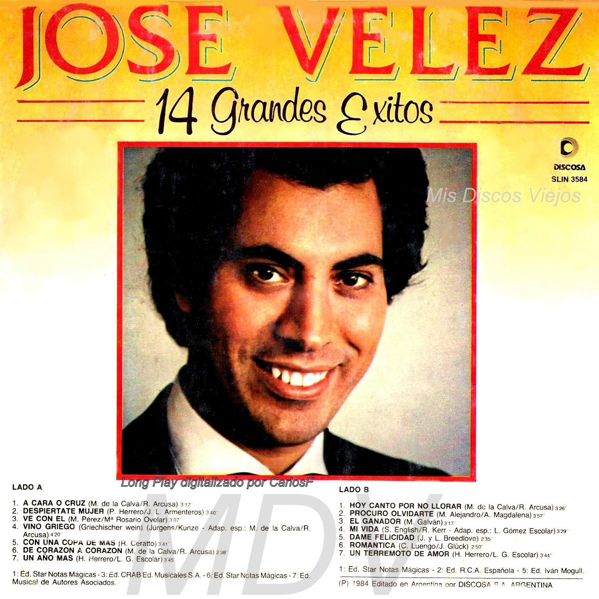 jose musica: