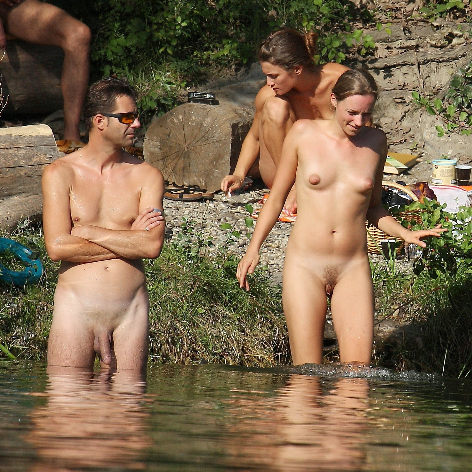 Apologise, Mixed swim team nude