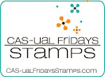 Cas-ual Friday stamps